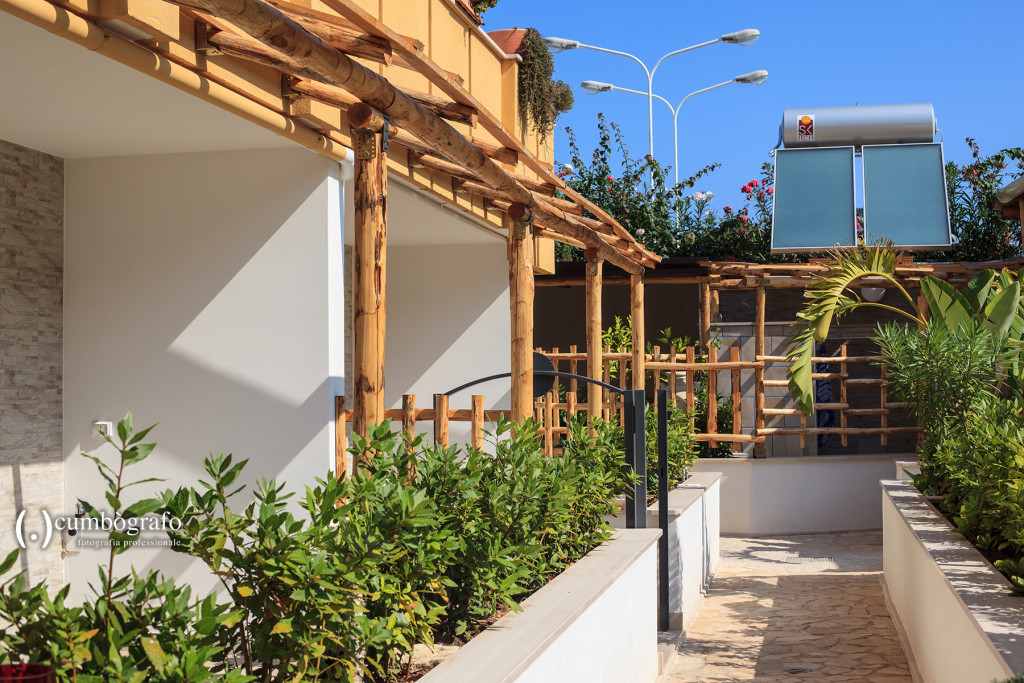 Docce Esterne – We are Green!!  Art Village Residence